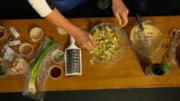 Chicken Salad with Spiced Sesame Sauce – Food Exposed
