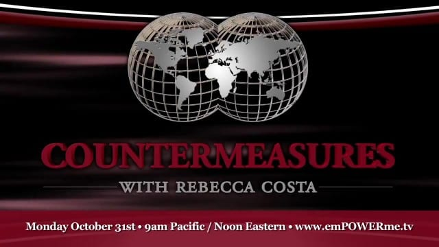Andrea Kates of Business Genome Tomorrow on Countermeasures with Rebecca Costa