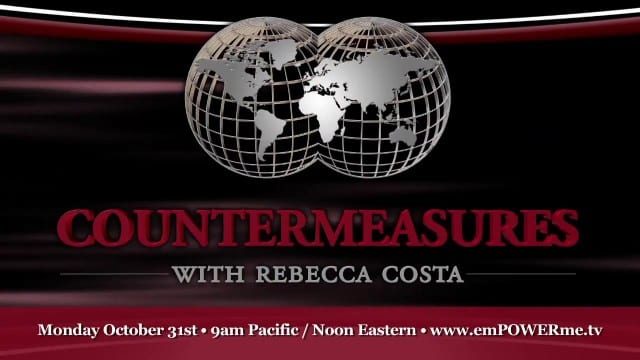 Andrea Kates of The Business Genome Today on Countermeasures