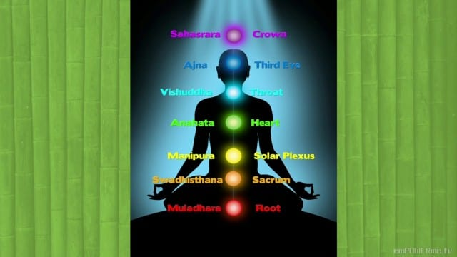 Chakra Meditation Using Natural Energy