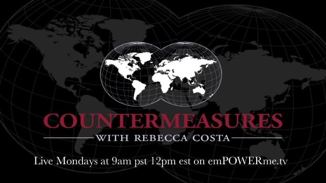 CounterMeasures Radio Show promo