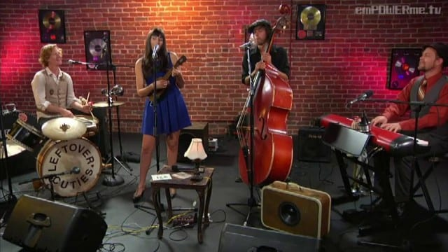 Leftover Cuties – Lost in the Sea (LIVE)