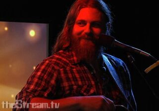 The White Buffalo and the Director of Bellflower on The Weekly Comet