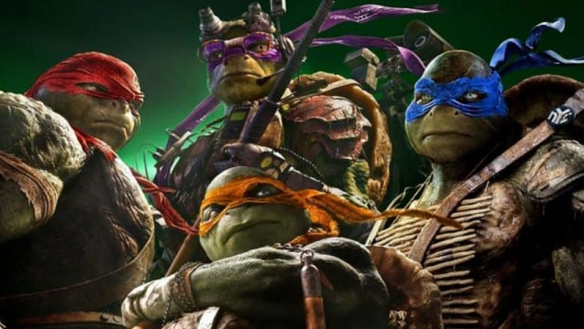Teenage Mutant Ninja Turtles with Paramount Music Chief Randy Spendlove