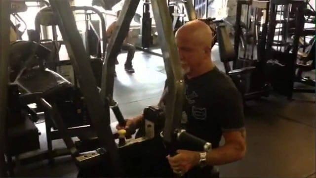 Tip #6 Lat Pull downs