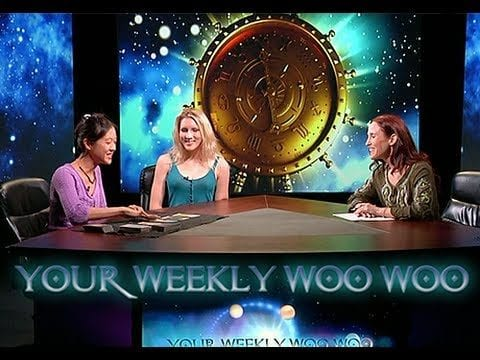 Tarot with Chiray Koo on Your Weekly Woo Woo