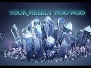Your Weekly Woo Woo: Crystals Photo
