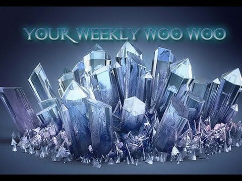 Your Weekly Woo Woo: Crystals