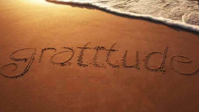 Gratitude: A Health Essential