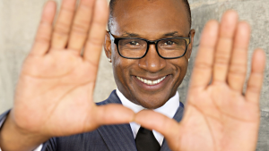 Tommy Davidson and the miraculous love that saved his life on This Is Fearless Photo