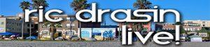 Ric Drasin LIVE Logo