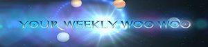 Your Weekly Woo Woo Logo